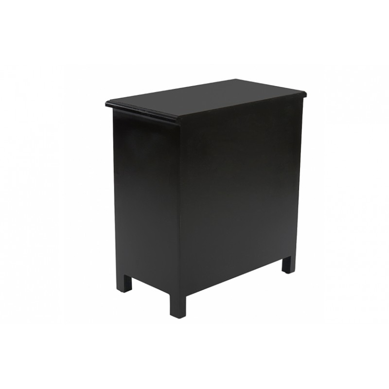 commode table d 39 appoint chevet 66x60x33cm pour commodes armoires. Black Bedroom Furniture Sets. Home Design Ideas