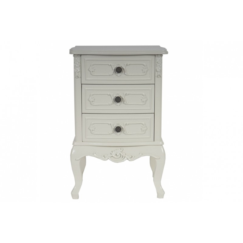 Table de chevet commode style baroque antique - Table de chevet baroque ...