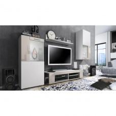 ensemble de meubles de salon en blanc