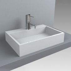 Lavabo design MARES 600 x 430 mm
