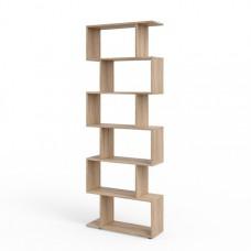 Étagère chêne Sonoma 192,2 x 70 x 23,8 cm