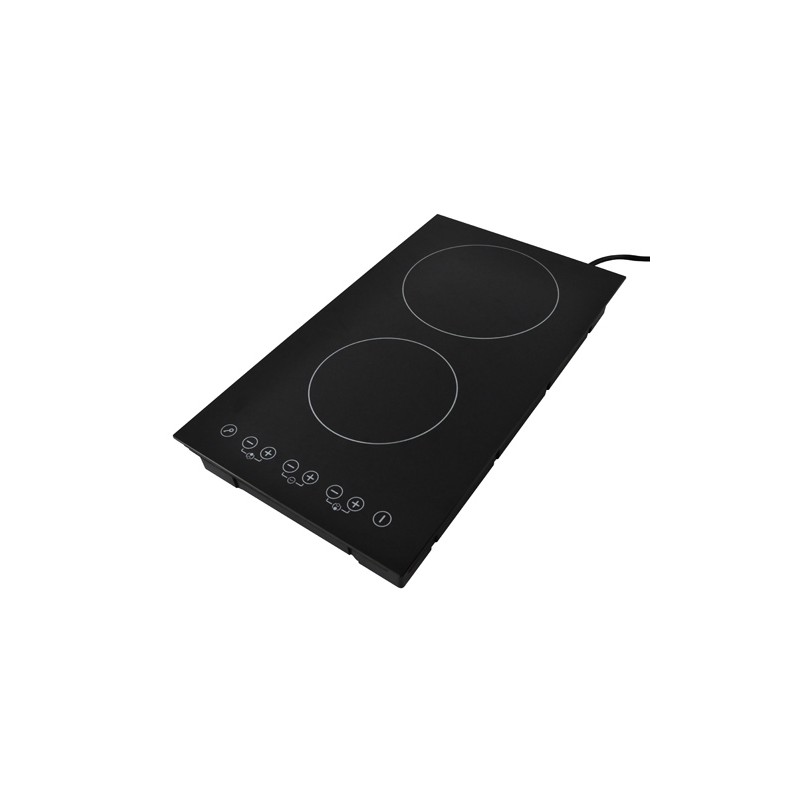 table de cuisson plaque induction 2 foyers 3100w minuterie. Black Bedroom Furniture Sets. Home Design Ideas