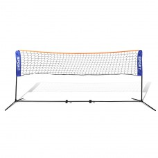 Filet de beach-volley/badminton/tennis avec sac 420 x 155 cm