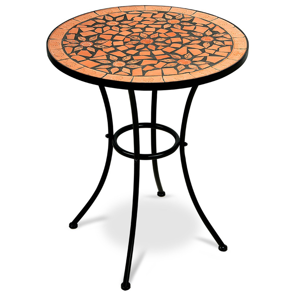 table de jardin pas cher fer forg et mosa que pour tables pour ext. Black Bedroom Furniture Sets. Home Design Ideas