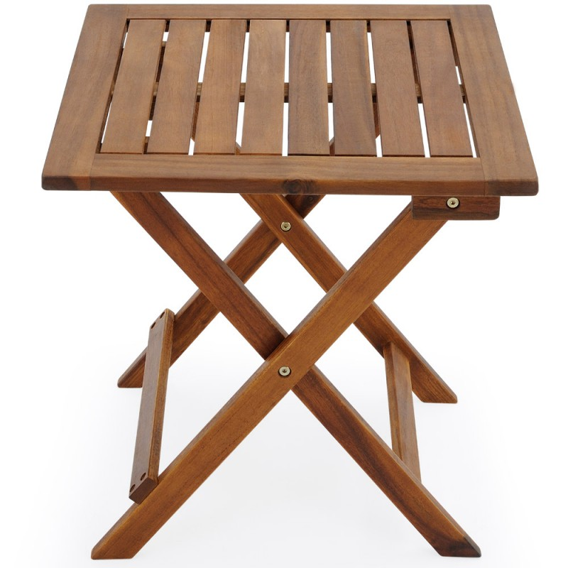 Table Basse Pliante en Bois Table Basse Pliante en