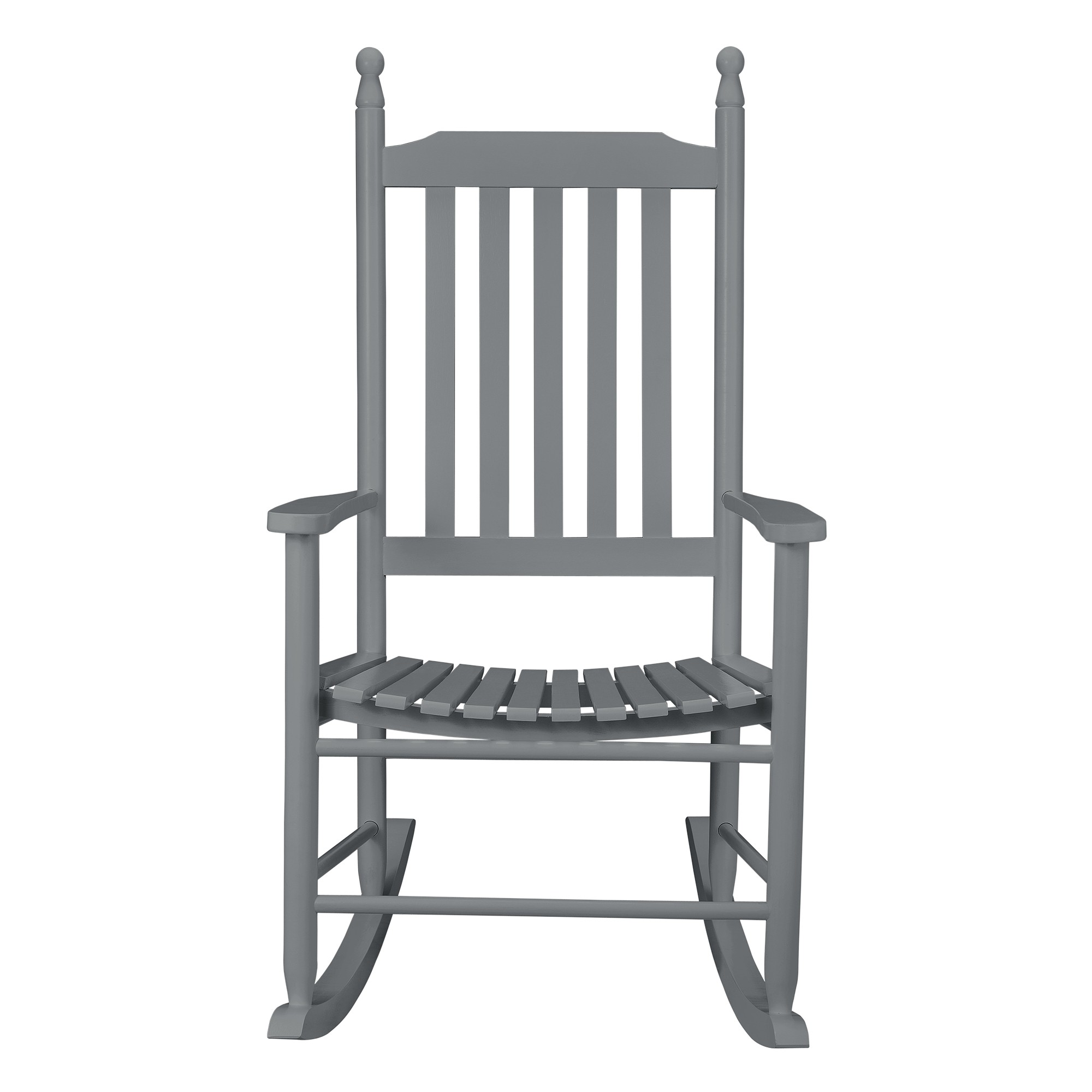 fauteuil bascule en bois gris pour chaises bascule a. Black Bedroom Furniture Sets. Home Design Ideas