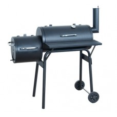 Barbecue américain Smoker1 grill + 1 foyer indirect