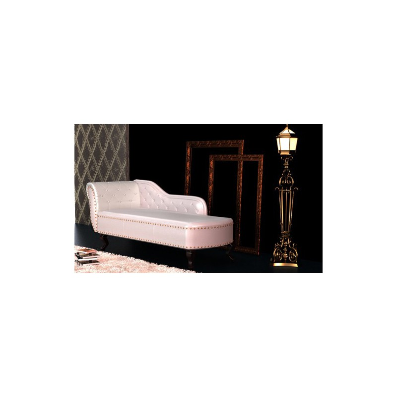 canap m ridienne chesterfield capitonn blanc cr me pour canap s c. Black Bedroom Furniture Sets. Home Design Ideas