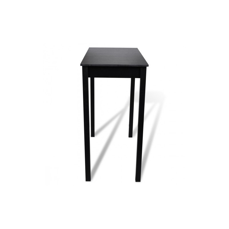 table bar table haute cuisine rectangulaire pour tables a 132 24. Black Bedroom Furniture Sets. Home Design Ideas