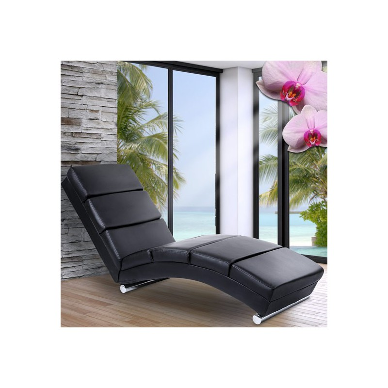 Chaise longue de relaxation - Chaise relax pas cher ...