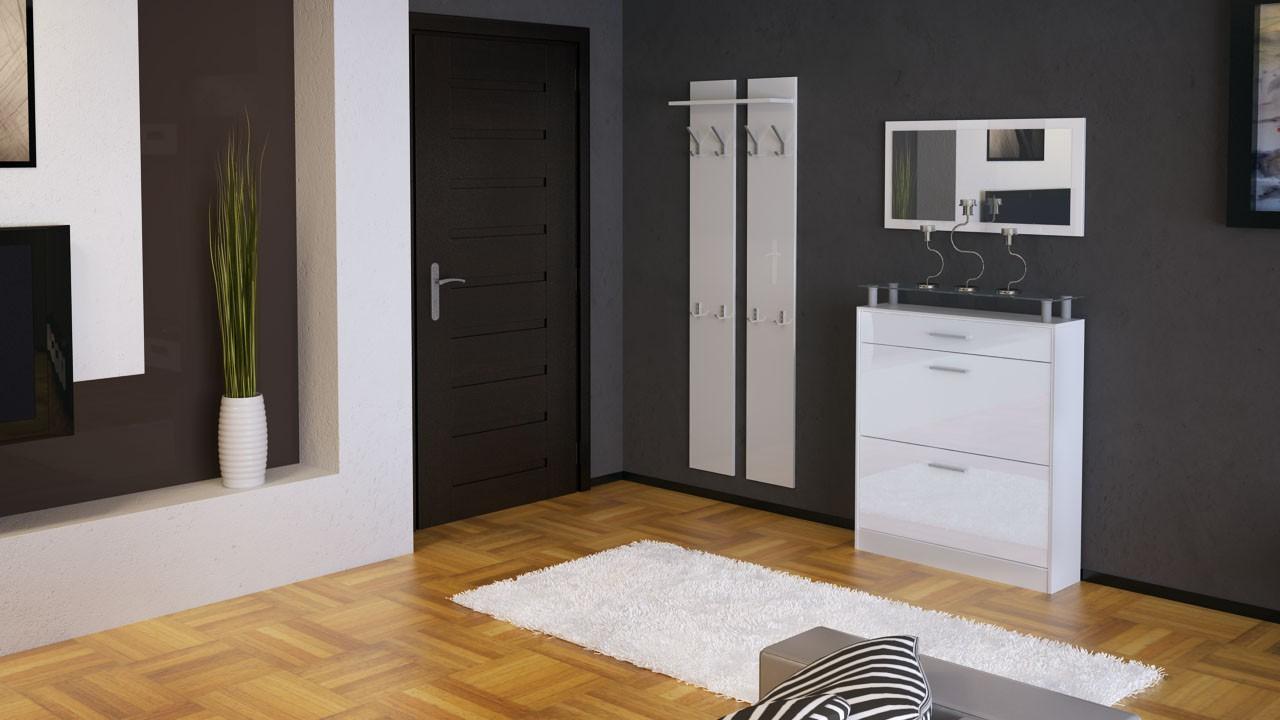 Meuble couloir cool couloir maison deco entree couloir for Meuble de couloir