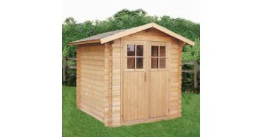 Abris de jardin meubles discount en ligne cabane en bois et abris de jardin - Abri de jardin c discount ...