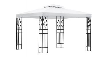 tonnelles meubles discount en ligne toutes nos r f rences de tonnelles de jardin. Black Bedroom Furniture Sets. Home Design Ideas