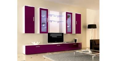 meubles tv muraux meubles discount en ligne meubles. Black Bedroom Furniture Sets. Home Design Ideas