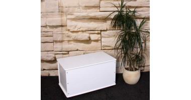 coffres de rangement de salle de bain meubles discount en ligne coffres linge pour la. Black Bedroom Furniture Sets. Home Design Ideas
