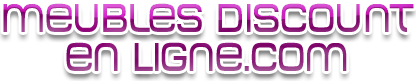 Meubles discount en ligne
