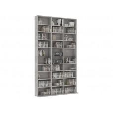 Armoire étagère 102 x 180 x 15 cm (LxHxP)