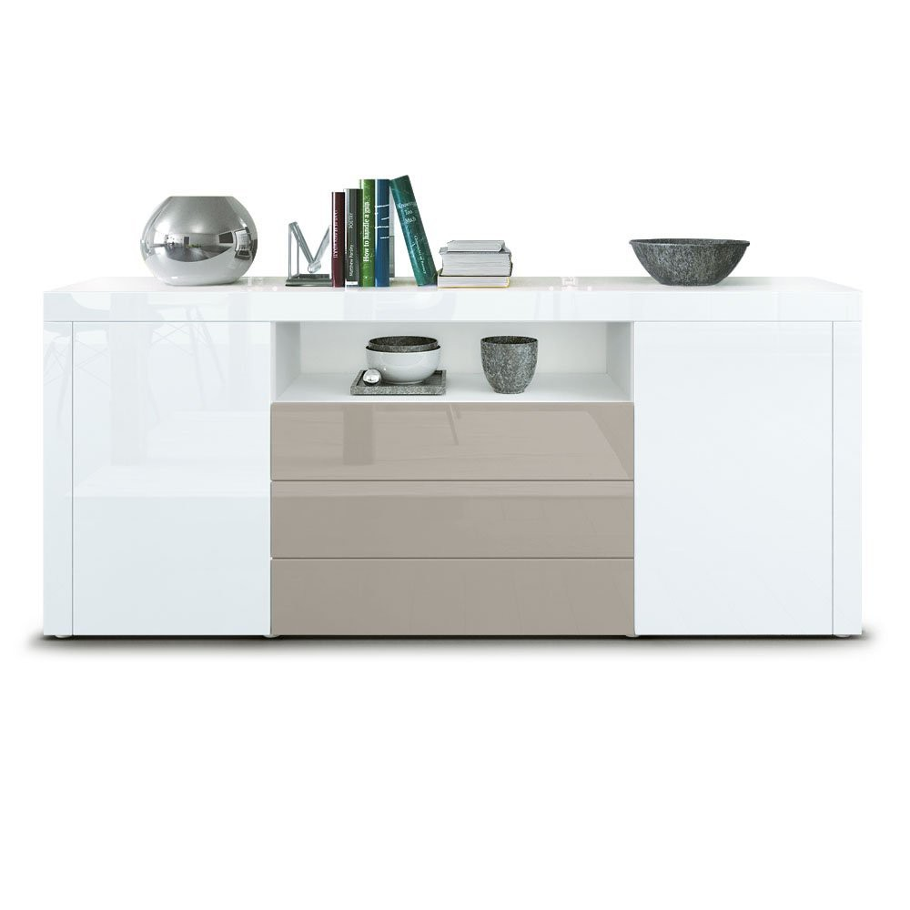 how to lay out furniture in a small living room buffet laqu 233 blanc gris 167 cm pour buffets design 28396
